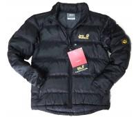 Куртка детская пуховая (JACK WOLFSKIN)  KIDS ATMOSPHERE DOWN JACKET
