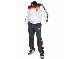 Костюм спортивный ADIDAS DFB  White
