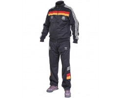 Костюм спортивный ADIDAS DFB Black