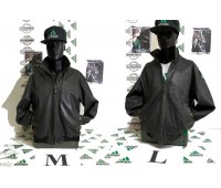 Куртка кожаная ADIDAS EQT 97 RETRO