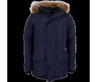 Куртка утеплённая Dalvik Nickelson ( Мех Енота) (NAVI) Нидерланды