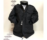 Куртка Alpha Industries M-65 Field Coat (Black)