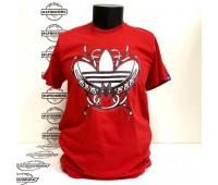 Футболка Adidas Originals G Latrainer Tee (Red)
