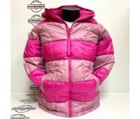 Куртка Adidas Originals AC Long PD JKT (Pink)