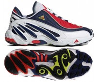 Кроссовки ADIDAS EQUIPMENT FYW 98(White\Dark blue\Solar yellow)