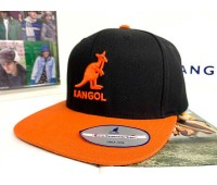 Kangol Championship Links ADJ (Black/Orange)