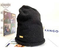 Kangol Comfort Knit Long Pull-On (Black)
