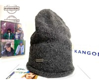 Kangol Comfort Knit Long Pull-On (Dark flannel)