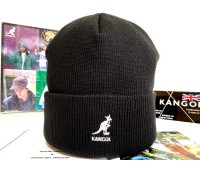 Kangol Acrylic Cuff Pull-On (Black)