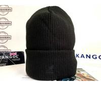 Kangol Hidden Beanie (Black/Black)