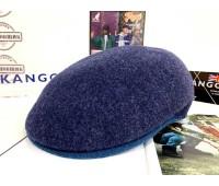 Kangol Wool 504-S (Navy/Deep)