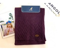 Kangol Lattice Scarf (Mulberry)