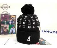 Kangol Medieval Nostalgia Beanie (Black)