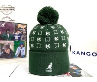 Kangol Medieval Nostalgia Beanie (Dark green)