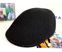 Kangol Seamless Wool 507 (Black)