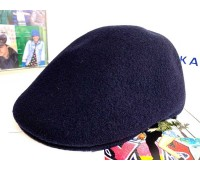 Kangol Seamless Wool 507 (Dark blue)
