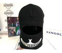 Kangol Urban Legend Balaclava (Black)
