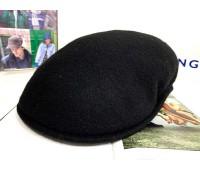 Kangol Wool 504 Cap (Black)