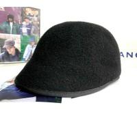 Kangol Wool Ergo Deeto (Black)
