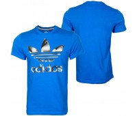 Футболка муж. ADIDAS OIL MIX TREFO TEE G92615